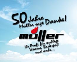 50 Jahre Müller
